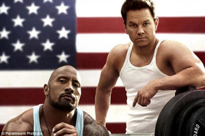 New film: Mark Wahlberg and Dwayne 'The Rock' Johnson star in the ...