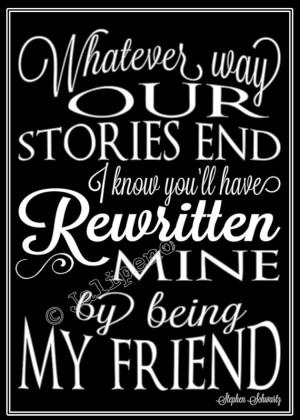 Wicked Quote - You Have Rewritten Mine