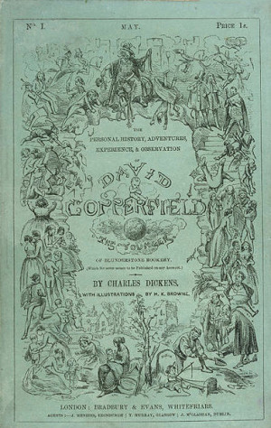 Published as a novel in 1850; published serially a year earlier ...