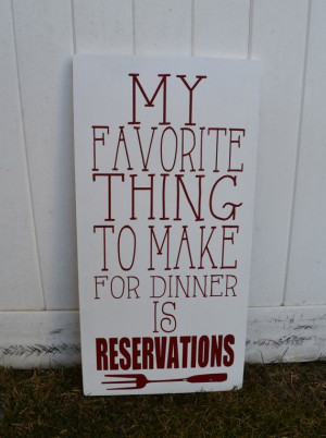 kitchen sign funny kitchen quotes wood sign by DesignsOnSigns3, $60.00