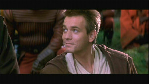Ewan McGregor as Obi-Wan Kenobi in Twentieth Century Fox's Star Wars ...