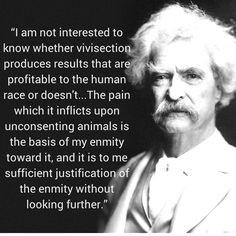 ... quote #antivivisection #animalrights #animals #animalmuseum #nmas #