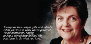 Barbara Sher - quote