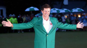 Adam Scott put on the green jacket every morning after his Masters win ...