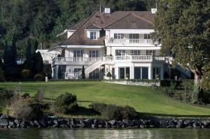 Miljardairs staan in de rij voor mooiste huis van Zwitserland (foto ...
