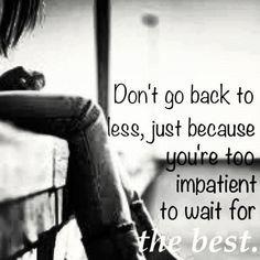 Impatient Quotes