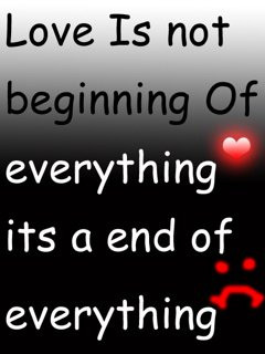 Love Quotes Mobile Wallpaper