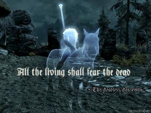 Funny Skyrim Quotes