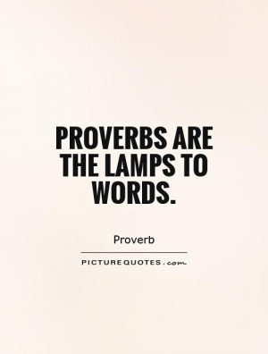 Lamps Quotes