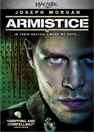 Joseph Morgan in Armistice