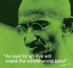 ... to Mahatma Gandhi on 63rd Martyrs Day Anniversary | Gandhi's Quotes