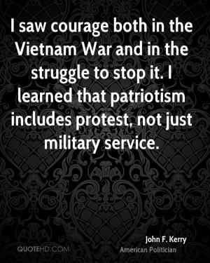 John F. Kerry Patriotism Quotes