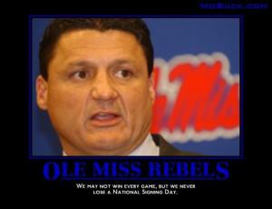 SEC Football Motivational Posters