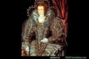 About 'Elizabeth I of England'