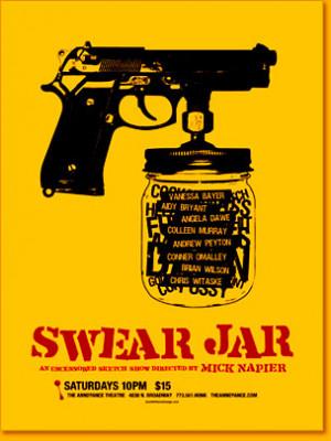 SWEAR JAR extended through June 26!