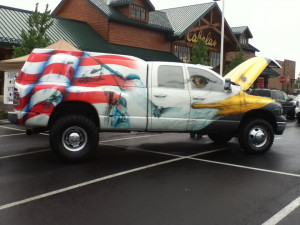 Most American Truck Ever.