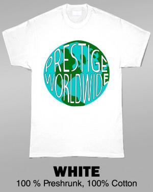 Step Brothers Prestige Worldwide Movie T Shirt