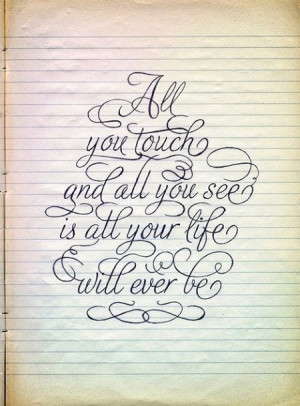 calligraphy, graphic, inspiration, life, quote, quotes, truth ...