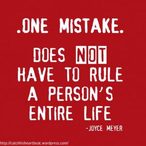 Joyce Meyer quote.