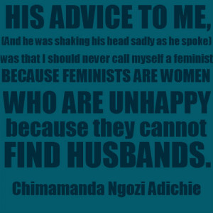 "10 Things Chimamanda Ngozi Adichie Said That Weren't On ""Beyonce ..."