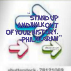 圖片標題: Quotes Picture: stand up and walk out of …