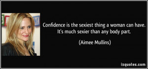 Sexy Confident Woman Quotes