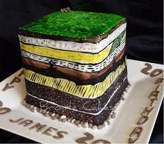 cake ideas geologist - Google Search