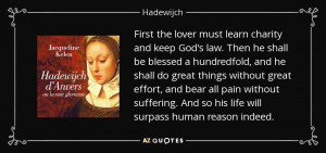 Quotes by Hadewijch