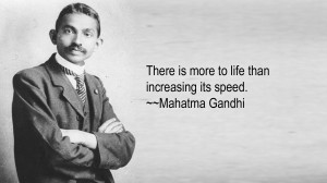 Mahatma Gandhi Famous Quotes With Images