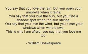 25+ Marvelous William Shakespeare Quotes