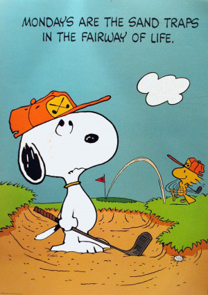 Snoopy Wall Poster