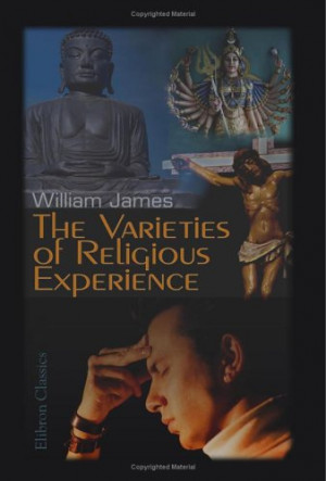 """... marking """"The Varieties of Religious Experience"""" as Want to Read"""