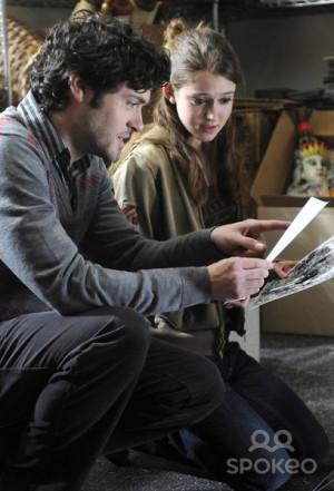 Hayley McFarland & Brendan Hines