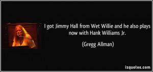 Outlaw Women Hank Williams Jr