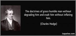 Humble Men Quote