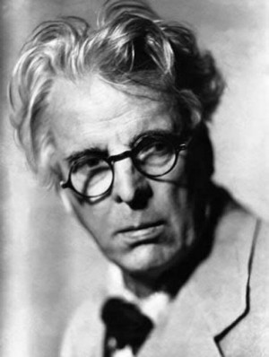 William Butler Yeats Poetry Recordings For BBC Radio