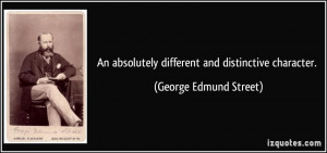 More George Edmund Street Quotes
