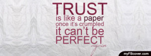 Quotes about losing everything or losing trust? – Yahoo! Answers