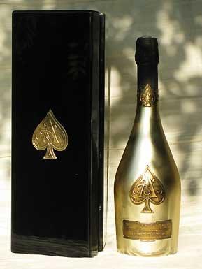Champagne Armand de Brignac Brut ouro