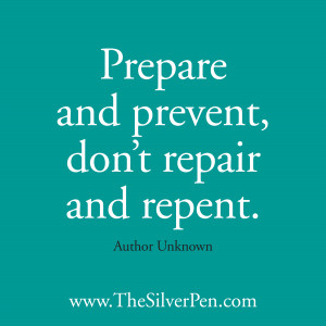 ... of famous authors inspiring leaders stories about being prepared get