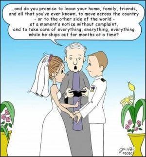 Military Marriage & the Military Spouse on Pinterest