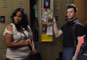 kurt hummel glee mercedes jones kurtcedes Saturday Night Glee-ver ...
