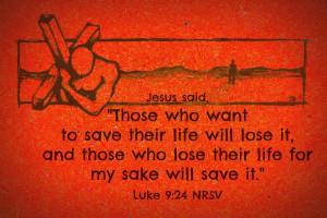 Reading for the week of February 23: Luke 9