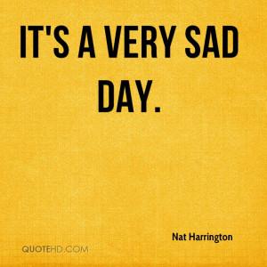 Nat Harrington Quotes