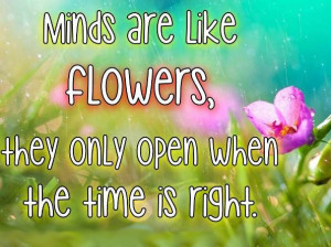 Quotes About Flowers And Life Love life quotes sayings