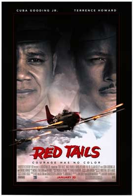 Red Tails Movie Mini Poster