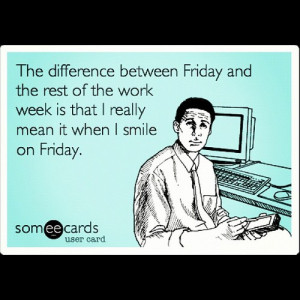 Smile it's #friday #tgif #happy #weekend #lol #lmfao # ...