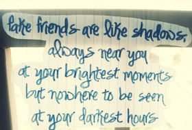 Negative Friendship Quotes & Sayings