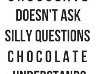 Chocolate Quotes Funny chocolate quotes Funnies (& Quotes) - Chocolate ...