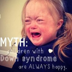 Down Syndrome Myth More